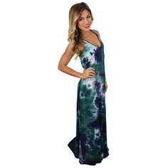 It's Best to Impress Maxi in Blue | Impressions Online Women's Clothing Boutique #shopimpressions