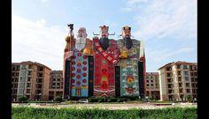 El Hotel Tianzi, en China