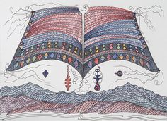 Image result for john bevan ford Comforters, Blanket, Artists, Image, Collection, Maori, Creature Comforts, Quilts, Blankets