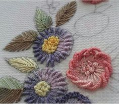 Embroidery Tattoo Atlanta beyond How To Do Brazilian Embroidery Stitches under Edmar Brazilian Embroidery Kits their Brazilian Embroidery Stitches Designs Brazilian Embroidery Stitches, Types Of Embroidery, Learn Embroidery, Hand Embroidery Stitches, Silk Ribbon Embroidery, Embroidery For Beginners, Embroidery Techniques, Embroidery Needles, Simple Embroidery
