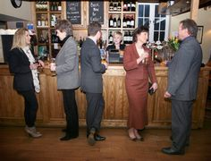 Business Networking at The Bell West Overton. www.thebellwestoverton.com