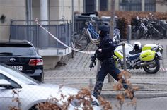 2/14/2015 shots fired in Copenhagen at a freedom of speech event hosted by Swedish artist lars vilks. islamist terrorist the shooter one man killed. get moslims out of all of Scandinavia, Europe, Canada, Australia and the USA. they are the current version of the PLAGUE