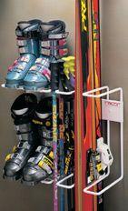 downhill ski storage ideas | 16 h view all ski storage racks sr 2 ski storage rack racor price ...