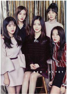 Red Velvet via /r/kpics http://ift.tt/2jXZ6mR