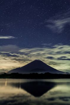 God gives us each a song. - Native Am. Adage. The World Heritage, Mt. Fuji, Japan