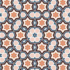 Islamic Arabesque Patterning