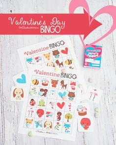 In charge of the class party? Check out over 15 fantastic Valentine class party ideas for games, crafts, printables and treats. So fun! Funny Valentine, Valentine Bingo, Valentine History, Valentines Day Party, Valentine Day Crafts, Homemade Valentines, Valentine Activities, Valentine Ideas, Valentines