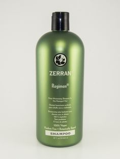 Regimen Shampoo – Zerran Hair Care