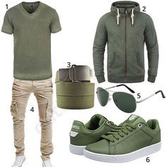 046d02bd8415e I like this clothes because you can use in wherever seasons Olivgrünes  Outfit