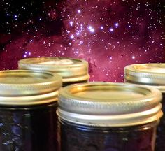 Rachel shows how to make your own jam from wild muscadine grapes.
