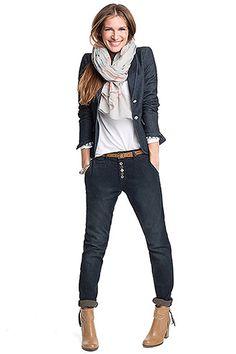 Chino jeans - Esprit Online-Shop
