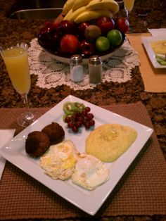 Southern Grits n' Eggs...Pinterest Style!