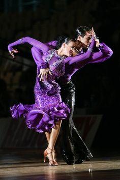 #Dancesport Gabriele Goffredo & Anna Matus #Ballroom #Dancing
