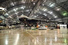 usaf museum, boeing B-52 stratofortress, bomber, warbird, air force, aviation, wright patterson afb, dayton, ohio