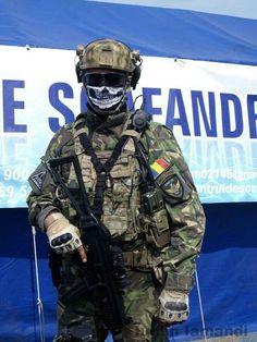 Romanian SOF