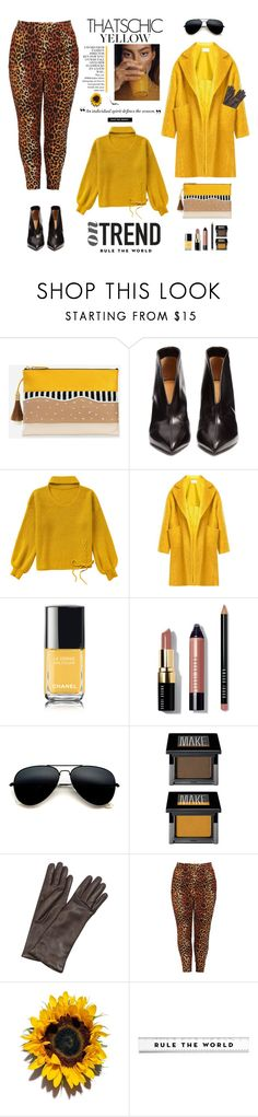 """Have a Great Weekend !!!"" by shortyluv718 ❤ liked on Polyvore featuring Isabel Marant, Raey, Chanel, Bobbi Brown Cosmetics, Make, Forzieri, weekend, booties, sunnies and LeopardPrint"