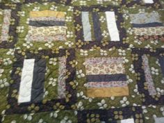 Fellowship king size quilt by 4quiltsandmore on Etsy, $289.00