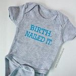 I have a thing for funny saying baby onesies!! Check out more funny sayings as well as some great discount deals from @silhouetteamerica on ...