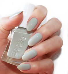essie Bridal 2017 Collection - Gel Couture Swatches & Review!   Lauren's List Diy Nails, Cute Nails, Pretty Nails, Classy Nails, Stylish Nails, Essie Gel Couture Swatches, Essie Gel Couture Colors, Cute Nail Colors, Essie Nail Colors