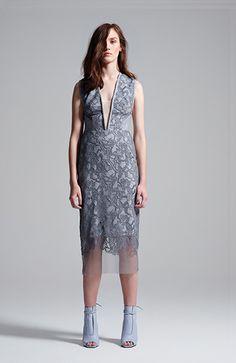 Royal Sheath Dress