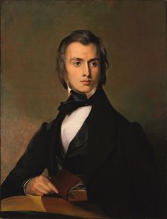 Thomas Sully (1783-1872), oil on canvas, 36 x 27 7/8 in., 1843 portrait of The Rev. Thomas H. Stockton (1808-1868), Chaplain of the US House of Representatives in 1833, 1835, 1859 & 1861. He was minister at the Methodist Church in Georgetown, D.C. while he served as chaplain of the US House. Stockton gave the opening prayer at the dedication of the Gettysburg Cemetery, the meeting at which Abraham Lincoln gave the Gettysburg Address