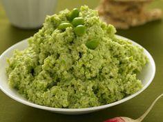 National Soyfood Month - Recipe #7 - Edamame Hummus