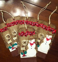 Craft Paper Scissors: christmas