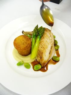 Chicken main course #catering #events #privatedining #leicestershirefood #xclusive