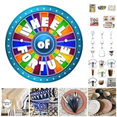 Spin our wheel of fortune, and win awesome discounts on our products Online Gift Store, Wheel Of Fortune, Serendipity, Spin, Dinnerware, Awesome, Handmade, Gifts, Products