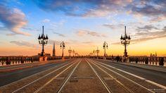 Pont de pierre à Bordeaux by Eric Bouloumié on 500px
