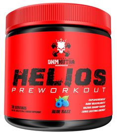 Helios Pre Workout - Blue Razz Top Supplements, Supplements Online, Beta Alanine, Pre Workout Supplement, Clinic, You Got This, Blue