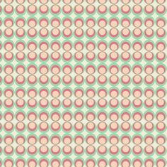 Retro Pop Peachy  Collectie: Carnaby Street (Art Gallery)  Design: Art Gallery