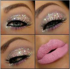 i do not like the lips as much, but I am a big fan of pink, would look gr8 with better pink lipstick