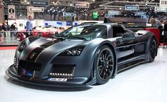 Fast and Furious! -Gumpert Apollo 780 BHP!!