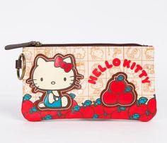 Hello Kitty Pencil Case: Vintage