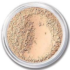 Pure Minerals Foundation Loose Powder Fairly Light Matte, 8 gm
