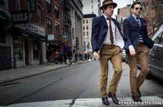 Spring Street Stride - NYC