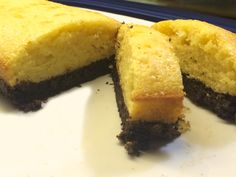 Butter Cake Brownie