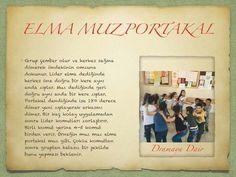 OkulÖncesi Drama Örnekleri