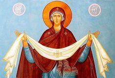Πνευματικοί Λόγοι: Η Σκέπη της Θεοτόκου