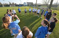 Members of the DHS girls soccer team work at a recent practice as they get set for Friday's season opener. Wayne Tilcock/Enterprise photo #DHS #GoBigBlue #DavisCA www.davisenterprise.com
