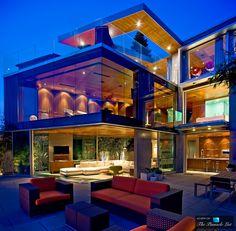 Lemperle Glass House Residence –San Diego, CA Architect Jonathan Segal