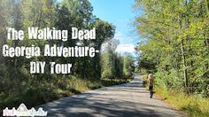The Walking Dead DIY Tour in Georgia with Map, Tips, and Pics!