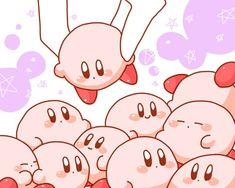 Also Kirby graffiti Summary by Agiri Nintendo Characters, Video Game Characters, Cute Characters, Kirby Nintendo, Kirby Memes, Kirby Character, Meta Knight, Super Smash Bros, Fan Art