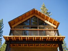 1000 images about lake cottage reality on pinterest for Balcony overhang