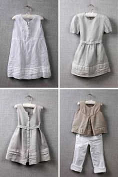 Linen - kid fashion