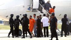 East Timor returns 2 foreign prisoners who escaped in a Bali prison.