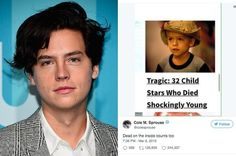 14 times cole sprouse hilariously called out shit that's been written about him Stupid Funny Memes, Funny Relatable Memes, Funny Tweets, The Funny, Hilarious, Sprouse Bros, Cole Sprouse Hot, Cole Sprouse Funny, Dylan O'brien