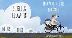 Educació i les TIC: 50 Blogs Educatius que hauries de conèixer