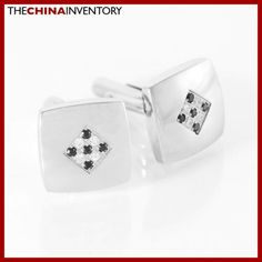 MEN`S STAINLESS STEEL SQUARE CZ CUFFLINKS C1512A Jewelry Stores, Cufflinks, Fashion Jewelry, Stainless Steel, Engagement Rings, Stuff To Buy, Enagement Rings, Wedding Rings, Trendy Fashion Jewelry